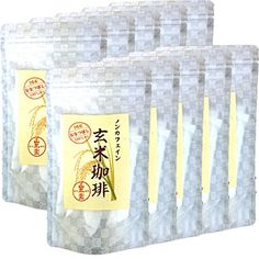 Japanese Tea Shop Yamaneen Brown rice coffee 2g x 12sticks x 10packs * Be sure to check out this awesome product.Note:It is affiliate link to Amazon.