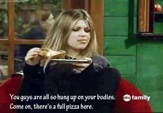 """""""I think we all need to realize that there will never be a fictional TV teenage female role model better than Topanga Lawrence."""