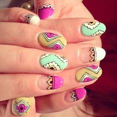 Elegant Nail Pattern Ideas