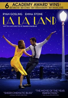 La La Land is a musical, and I love musicals. I was a bit hesitant though when I first started watching the film as to whether I was going to like this one or not. But, the more I got into it, the more hooked I became.