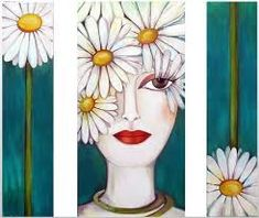 Resultado de imagen para obra pictorica de karina chavin