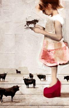 Giclée Art Print by Antonello Silverini - Arte Limited Mixed Media Collage, Collage Art, Graffiti, Art Moderne, Mix Media, Pics Art, Photomontage, Medium Art, Figurative Art