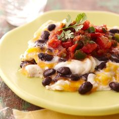 Mexican Egg Scramble