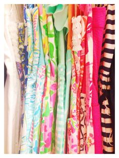 prepofthesouth:  Fact: Your closet is always hungry for more Lilly.
