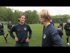 Ali Krieger -- 'German 101'
