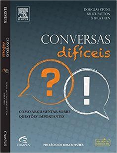 Conversas Difíceis - 9788535249170 - Livros na Amazon Brasil