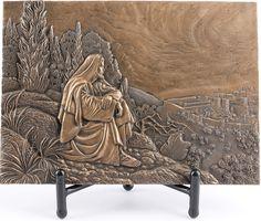 Bronze Relief