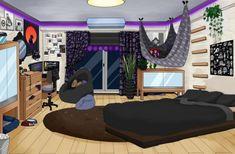 Dorm Layout, Dorm Room Layouts, Dorm Rooms, Casa Anime, Dorm Design, Room Design Bedroom, Cozy Cabin, Drawing Room, Room Inspiration