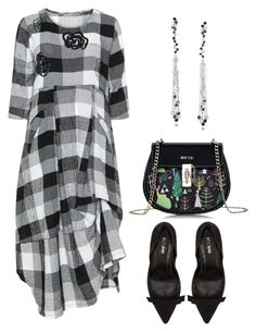 """Untitled #1410"" by naviaux ❤ liked on Polyvore featuring Zedd Plus, Nly Shoes and Ivanka Trump"