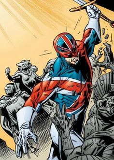Captain Britain (excalibur)