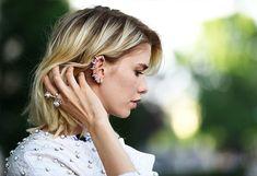 Haute Look Haute Look i in Paris via Style.com, Vogue.com, Buro 24/7, & Grazia.it