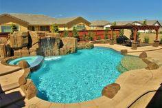 Custom pool design, new pool construction, pool construction Temecula, pool builder Temecula.