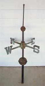 Risultato immagine per antique weather vanes