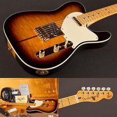 Fender Telecaster - Artist Series Merle Haggard Signature Telecaster, courtesy of @privatereserveguitars