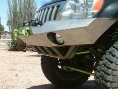WJ front winch bumper concept - Page 8 - JeepsUnlimited.com Forums
