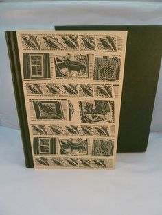 Robert Frost Selected Poems Folio Society Hardcover in Slipcase Illustrated 2010
