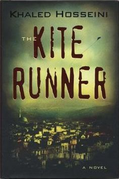 "A banned book? Kite Runner by Khaled Hosseini or it could be ""author with my initials"""