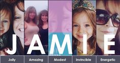 <b>Jamie</b>, your name is what defines you. This is what gives you your identity and the meaning of your name and drives you to become the person that you are. It is your name that stands out and gives others the first impression about you and what an impression it is. Share this with your friends and let them know the meaning of your name.