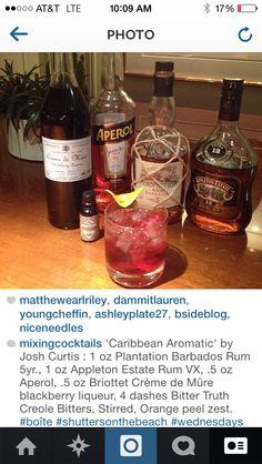 Caribbean Aromatic