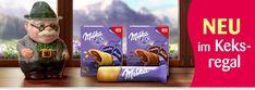 Aktuell kann man sich bis zum 30. Juni 2018 als Produkttester bei Milka für die Milka Crunchy Break Kekse bewerben und mit etwas Glück die Keksriegel kostenlos probieren. Der Milka Crunchy Break ist außen knusprig und innen zartschmelzend. Die Riegel sind einzeln verpackt, also von daher auch sehr praktisch für