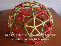 REVISTA DIGITAL APUNTES DE ARQUITECTURA: Construyendo un domo geodésico de frecuencia 3 - Jorge Jodra