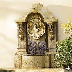 Tribeca Outdoor Fountain
