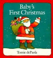 Baby's First Christmas - Board Book by Tomie Depaola