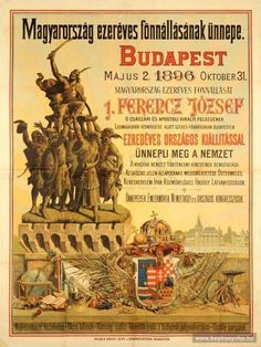 Vintage Travel, Vintage Ads, Vintage Posters, Hungary Travel, Austro Hungarian, History Memes, Budapest Hungary, Illustrations And Posters, Homeland