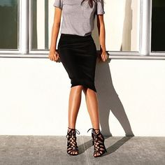 Lace up heels  a round-up of my favorite ways to wear them on the blog today!