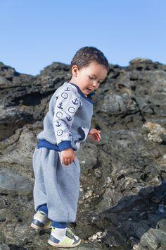 Sweat «Ancre marine» | Delo Anak