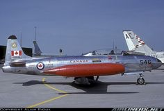 Canadair CT-133 Silver Star 3 (CL-30) aircraft picture