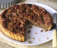 Pecan Pie, Pecan Pie Recipe, Recipe With Condensed Milk at Carnation co uk | Nestlé Carnation