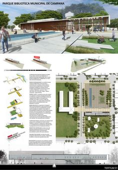 ARQA - Concurso Biblioteca Municipal de Campana, resultados: