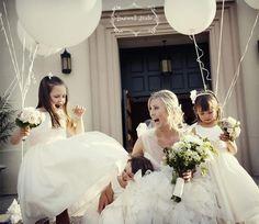 decoration-ballon-blanc-rond-mariage