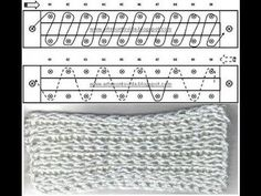 Loom Knitting - Closed Stitch