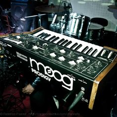 Moog PRODIGY #moog #synth #vintage