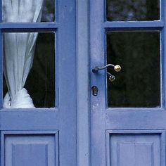 PERIWINKLE BLUE - I'm painting my garden shed this color