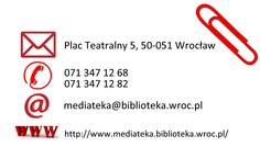 Presentation/business card of Mediateka. You're welcome to contact!