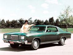 1970 monte carlo   Chevrolet Monte Carlo (138-57) '1970