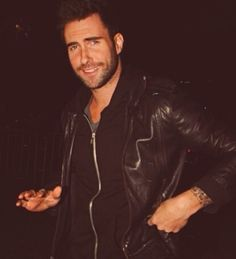 Levine love, slightly Scott Disick in this haha