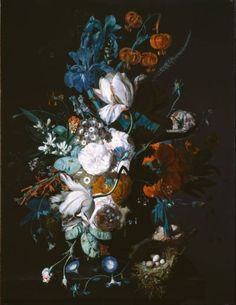Jan van Huysum, Still Life with