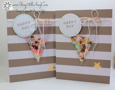 Stampin' Up! June Paper Pumpkin Kit – Banner Surprise – Stamp With Amy K