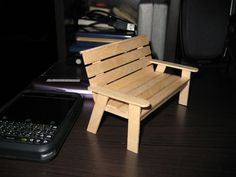My Hobby Craft - Miniature Park Benches for Dolls