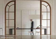 An Invisible Kitchen by i29 Interior Architects