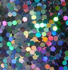 glitter chunks