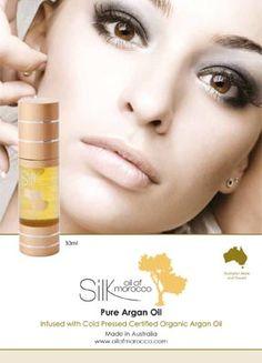 Pure Argan Oil, Organic Beauty, Skin Care, Cosmetics, Pure Products, Natural, Skincare Routine, Skins Uk, Skincare