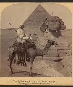 Sphinx in 1906 !!    www.egyholiday.com
