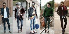 Мода и стиль: Модные мужские джинсы весна-лето 2016