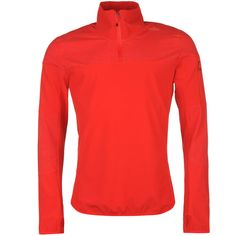 adidas   adidas Supernova Mens Long Sleeve Half Zip Top   Mens Running Clothing