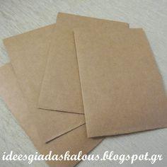 Ιδέες για δασκάλους:Πασχαλινή κάρτα λαγουδάκι!
